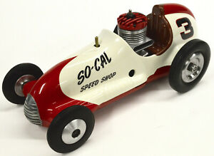 1950's Real McCoy Gas Powered Tether Car.