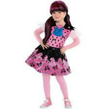 New in Package!  Monster High Draculaura Child's Costume - Sz L (12-14)
