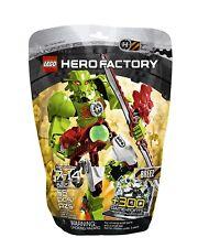 LEGO Hero Factory/6227 Breez/RARA smobilizzato/Nuovo Con Confezione Nuovo Sigillato ✔ Fast P & P ✔