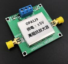NEW OPA129 High Impedance Electrode Signal Conversion I/V Conversion Amplifier