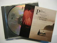 PIANO / THE PIANO - CD - O.S.T. - MOTION PICTURE SOUNDTRACK - MICHAEL NYMAN