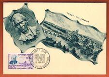 1962 - Fdc Carte 1°Jour - P.F.Bretonneau -Obl.St.Georges S/Cher - Timbre Yt.1328