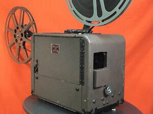 ORIGINAL VINTAGE BELL & HOWELL  FILMOSOUND 179 16mm SOUND PROJECTOR = GREAT