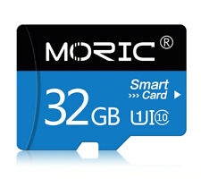 Micro SD Class 10 SDHC TF High Speed 32gb Memory Card   ( Free SD Adapter )
