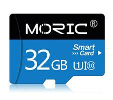 Micro SD Class 10 SDHC TF High Speed 32gb Memory Card  + Free SD Adapter