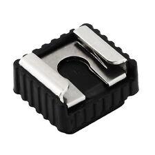 Hot Shoe Mount Adapter for Umbrella Holder Flash Bracket Wireless Trigger GA