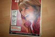 Hörzu 1965 Tv Prg.26.6-2.7/ Heft 26  Fotoroman Mecki/Caterina Valente