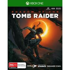 Shadow of The Tomb Raider Xbox One Game Lara Croft (Brand New) - CHEAPEST