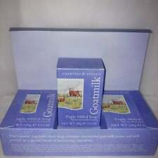 Crabtree Evelyn goatmilk soaps