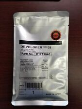 Ricoh Aficio 2015/ 2018/2020 B1219640 Black Developer Powder. Type 28 starter