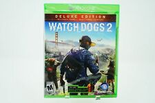 Watch Dogs 2 Deluxe Edition: Xbox One