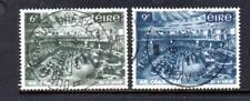 IRELAND USED 1969 SG265-266 50TH ANV OF DAIL EIREANN