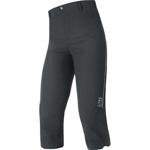 New Gore Bike Wear Countdown 3.0 Lady Pants 3/4+ Size XS Black Padded