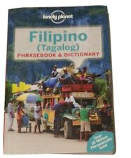 NEW Filipino (Tagalog)  By Lonely Planet Paperback Free Shipping