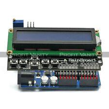 SainSmart UNO LCD Keypad Shield Starter Kit ATMEGA328P-PU ATMEGA8U2 AVR Arduino