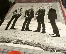 BEATLES - ANTHOLOGY 1 - LARGE  U.S.  PROMO POSTER ------------  K @@ L