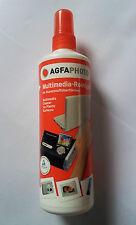 Agfa Photo Multimedia reiniger Kunststoffoberflächen 250 ml Pumpspray Cleaner