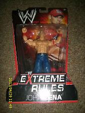 WWE EXTREME RULES  JOHN CENA  WRESTLING ACTION FIGURE