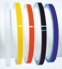 Strisce Riflettenti Adesive Cerchi Moto PVC Nero con Applicatore PRINT RS-BLACK