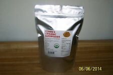 100% Raw Organic Cacao Powder (Dark-Chocolate) 1 lb   COHEN'SORGANICSUPERFOODS