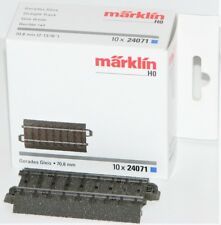 Märklin 24071c pista recto 70 8mm para Desvío 24711/24712