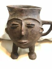 Kuba Cup Large Two Faced 9.5 Inches Tall