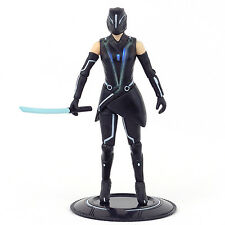 "Tron Legacy Series 2 Quorra 3.75"" Action Figure Spinmaster 2010"