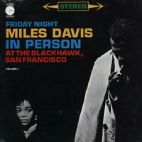 MILES DAVIS ~ Friday Night In Person At Blackhawk Vol. 1 ~ LP Columbia LE 10018