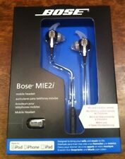 Bose MIE2i In-Ear headphones with Mic