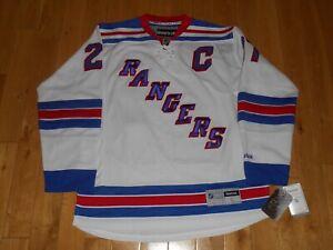 Reebok Premier Ryan McDonagh NEW YORK RANGERS #27 Men Stitched NHL Team JERSEY L
