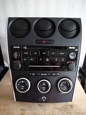 -mazda-6-20062008-single-cd-player-wbezel-wauto-climate-tested-gp7c66dsx