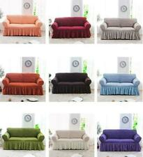 Living Room Simple Modern Sofa Cover Universal Sleeve Elastic Skirt Set European