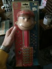 Pez - Giant Pez Washington Nationals Charlie Brown Talking Clamshell - Brand New
