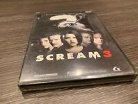 Scream 3 DVD Scellé Neuf