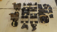 New Trencher Welded H-Plate Frost Adapter Plate TrenchAll Chain Lot Vermeer Case