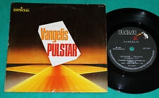 "Vangelis ‎- Pulstar BRAZIL ONLY 7"" Single 1980 RCA"