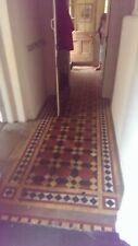 More details for antique minton tiles whole floor victorian historic house ready for collection