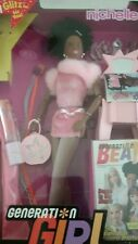Barbie Generation Girl NICHELLE AA Dance Party with Body Glitz 1999 Mattel NEW