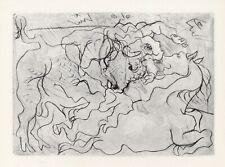 Pablo Picasso, toreo torero herido Hembra III, Suite Vollard