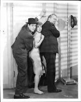 """Robert Cummings, Charles Coburn and Jean Arthur in """"The Devil and Miss Jones"""" mo"""