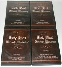 Mark Yarnell - Holy grail of network marketing 4 volumes 12 cd's