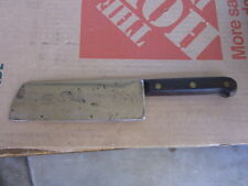 VINTAGE CLYDE CUTLERY CHOPPER/CLEVER (SEE DETAILS) HIGH CARBON STEEL 1962 USA
