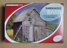 28mm RAMSHACKLE BARN Model Kit - AWI, ACW, upto modern era