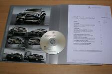 MERCEDES BENZ dossier de presse media press kit Paris 2008 - S 600 Pullman C250