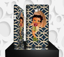 Coque Design Samsung Galaxy S2 BETTY BOOP - Réf 10