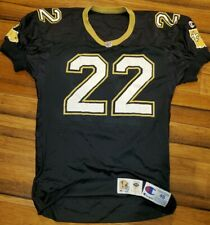 Vtg 1995 New Orleans Saints Game Worn Used Jersey Lorenzo Neal chargers
