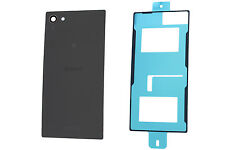 Genuine Sony Xperia Z5 Compact E5803, E5823 Graphite Black Battery Cover with Ad