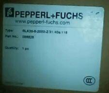 NEW IN BOX Pepperl + Fuchs RLK39-8-2000-Z/31/40a/116 ALL NEW