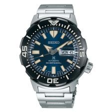 Seiko Prospex Monster SRPD25K1 Automatic Diver's 200M Blue Sunburst Dial Gents