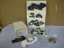 NEW, UNBUILT, JPS Porsche 934 No.61, 24h du Mans, 1/43 Resin Factory Painted Kit